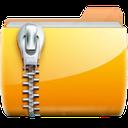 باز کردن فایل زیپ