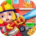 Firefighters Fire Rescue Kids - Fun Games for Kids