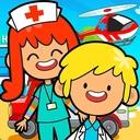 My Pretend Hospital - Kids Hospital Town Life