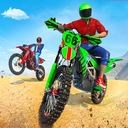 Moto Bike Racing Stunts Game