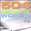 504 واژه ضروری انگلیسی - پیشرفته