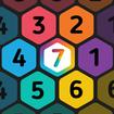 Make7! Hexa Puzzle - بساز7! پازل هگزا