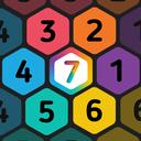 ۷ بساز! پازل هگزا