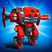 Blocky Cars: tank wars & robot games