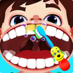 Crazy dentist games with surgery and braces