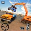 Car Crusher Crane Driver Dumper Truck Driving Game