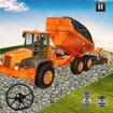Hill Road Construction Games: Dumper Truck Driving