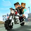 Dirtbike Survival Block Motos – مسابقه موتورسواری با لگوها