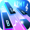 BTS Army Magic Piano Tiles 2020 - BTS Army games