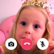 Funny Kids Video Call & Chat Simulation