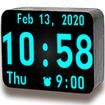 Huge Digital Clock