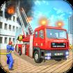 Firefighter Truck Simulator 3D: Rescue Emergency