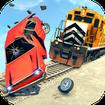 Train Vs Car Crash: Racing Games 2019