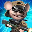 Mouse Mayhem Kids Cartoon Racing Shooting games