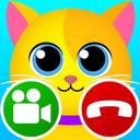 fake call video cat 2 game