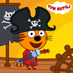 Kid-E-Cats: Pirate treasures. Adventure for kids