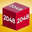 Chain Cube: 2048 3D merge game – بازی ۲۰۴۸ سه بعدی