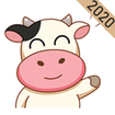 Cow Stickers WAStickerApps