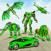 Elephant Vs Lion Robot Game