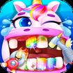 Unicorn Dentist - Rainbow Pony Beauty Salon