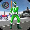 Santa Claus Rope Hero Vice Town Fight Simulator