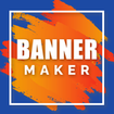 Banner Maker Photo and Text