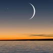 Moon Over Water Live Wallpaper