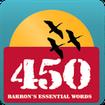 450 واژه ی تافل (بارون) در لانگمن