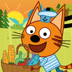 Kid-E-Cats: Picnic Games・Kitty Cat Games for Kids!