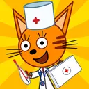 Kid-E-Cats Animal Doctor Games for Kids・Pet doctor
