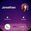 Call Screen OS14 - Phone 12 Caller