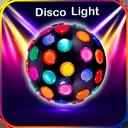 Disco Color Screen Light & LED Flashlight