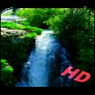 آبشار زیبا (زنده) HD