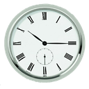 ساعت معروف +6 ساعت