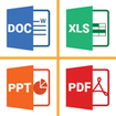All Document Reader: PDF, Word, Excel, Documents