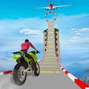 Sky bike stunt 3d   Bike Race – Free Bike Games