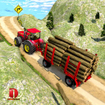 Drive Tractor trolley Offroad Cargo- Free 3D Games