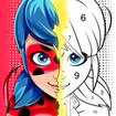 Coloring LadyBug