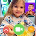 Funny Kids Show Video Call Prank