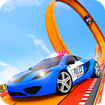 Police Ramp Car Stunts GT Racing Car Stunts Game
