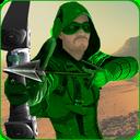 Green Arrow Hunter: Crossbow Archery Assassin