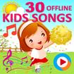 Kids Songs - Offline Nursery Rhymes & Baby Songs