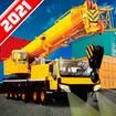 Crane Real Simulator Fun Game
