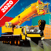 Crane Real Simulator Fun Game 2020