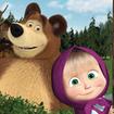 Masha and the Bear. Educational Games - بازی آموزشی ماشا و خرسه