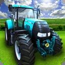 Big Farming Tractor Drive 3D