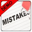 دموی اشتباهات رایج در زبان انگلیسی