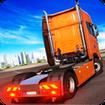 Euro Truck Driver: Offroad Cargo Transport sim