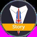 آموزش زبان انگلیسی Expert Story