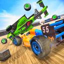 Formula Car Crash Derby : Demolish Car Games 2020